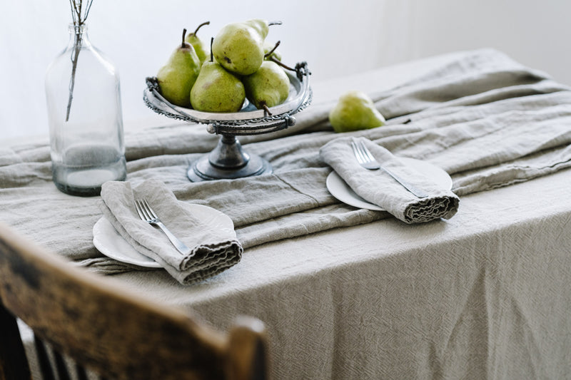 Metta - Napkin Set - Natural
