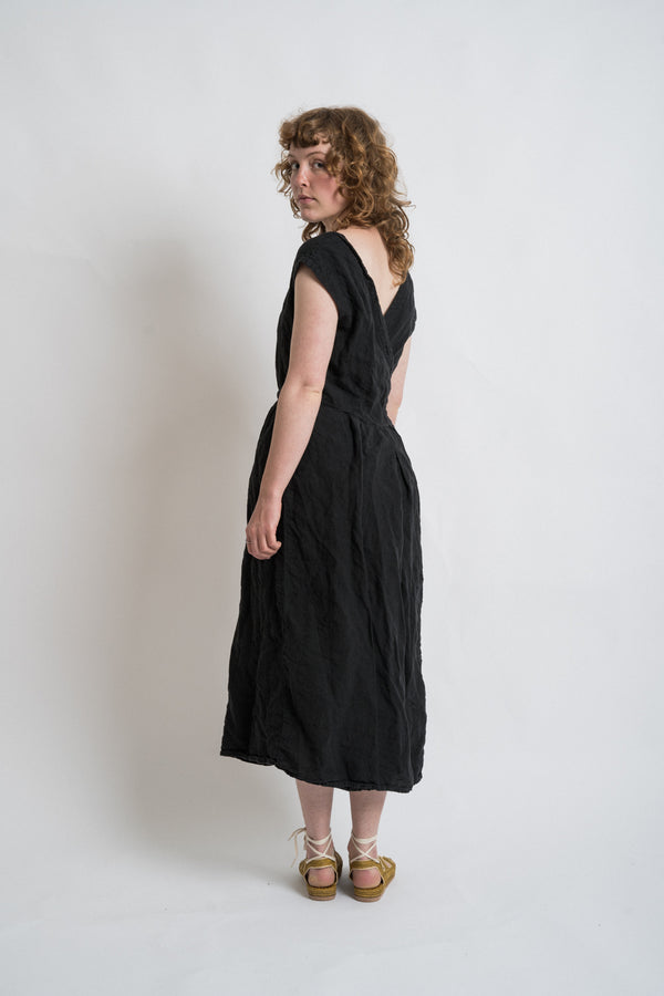 Metta - Naoko Reversible Wrap Dress