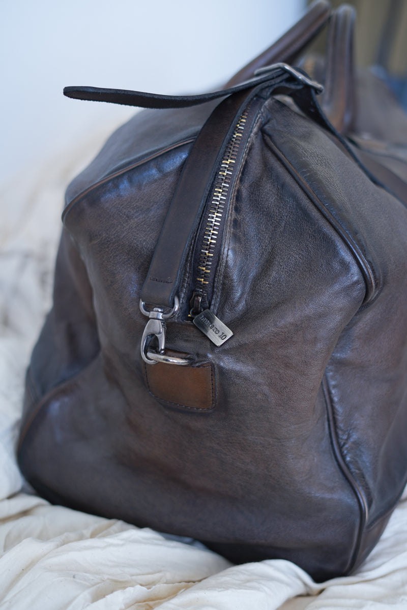 Numero 10 - Monzeglio Leather Bag