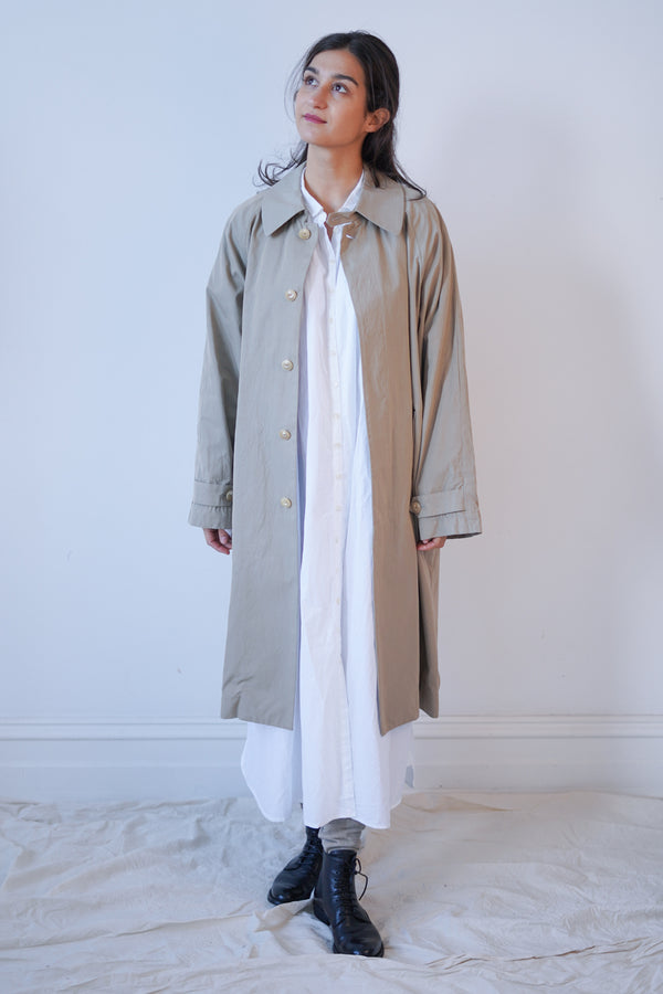 Arts & Science - Loose collar coat