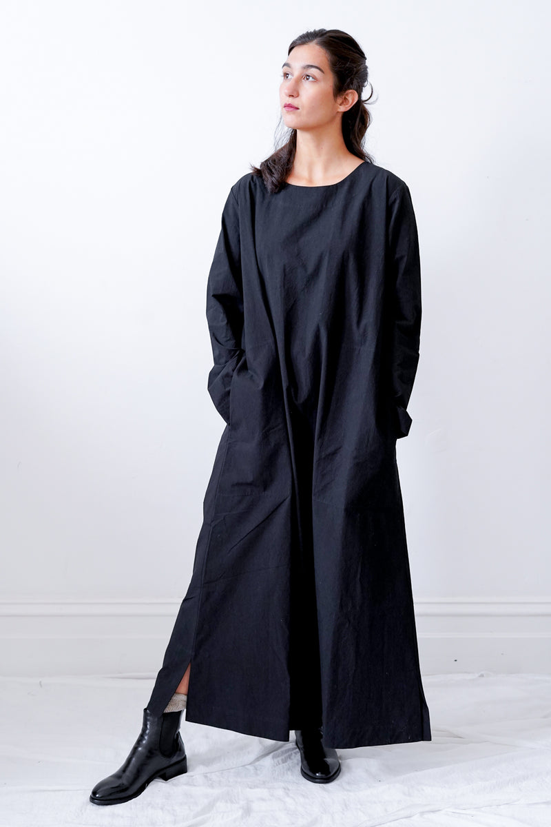 Toogood - The Greengrocer Long Dress Washed Cotton