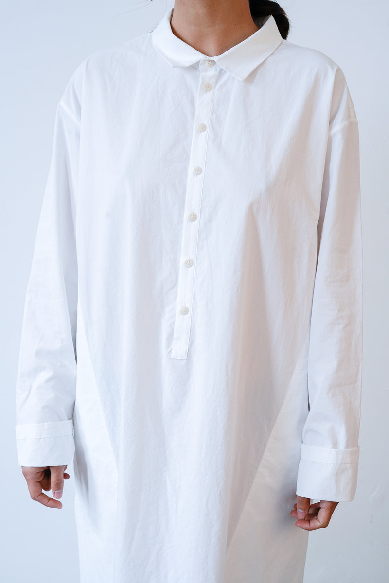 Toogood - The Baker Dress Washed Cotton
