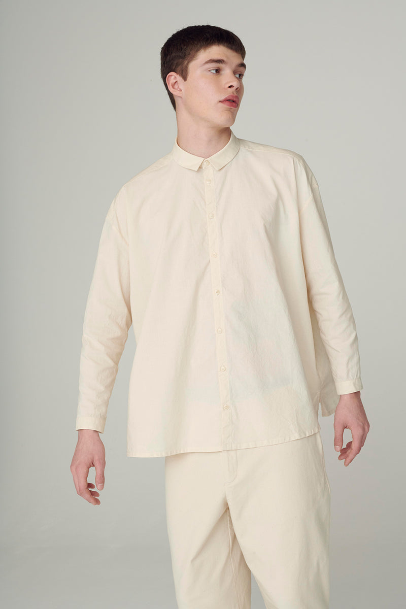 Toogood - The Draughtsman shirt Calico