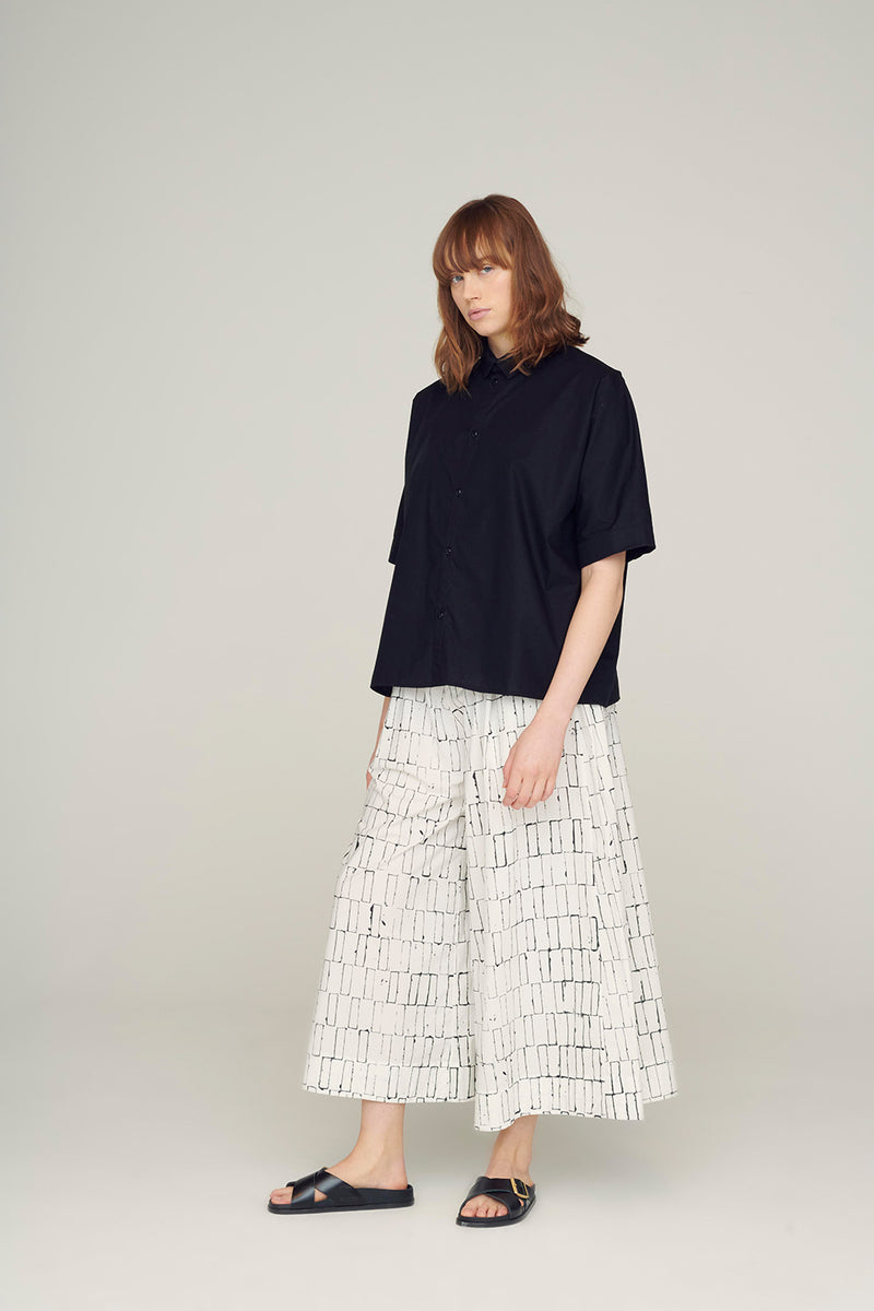 Toogood - The Sailmaker trouser poplin Blocks