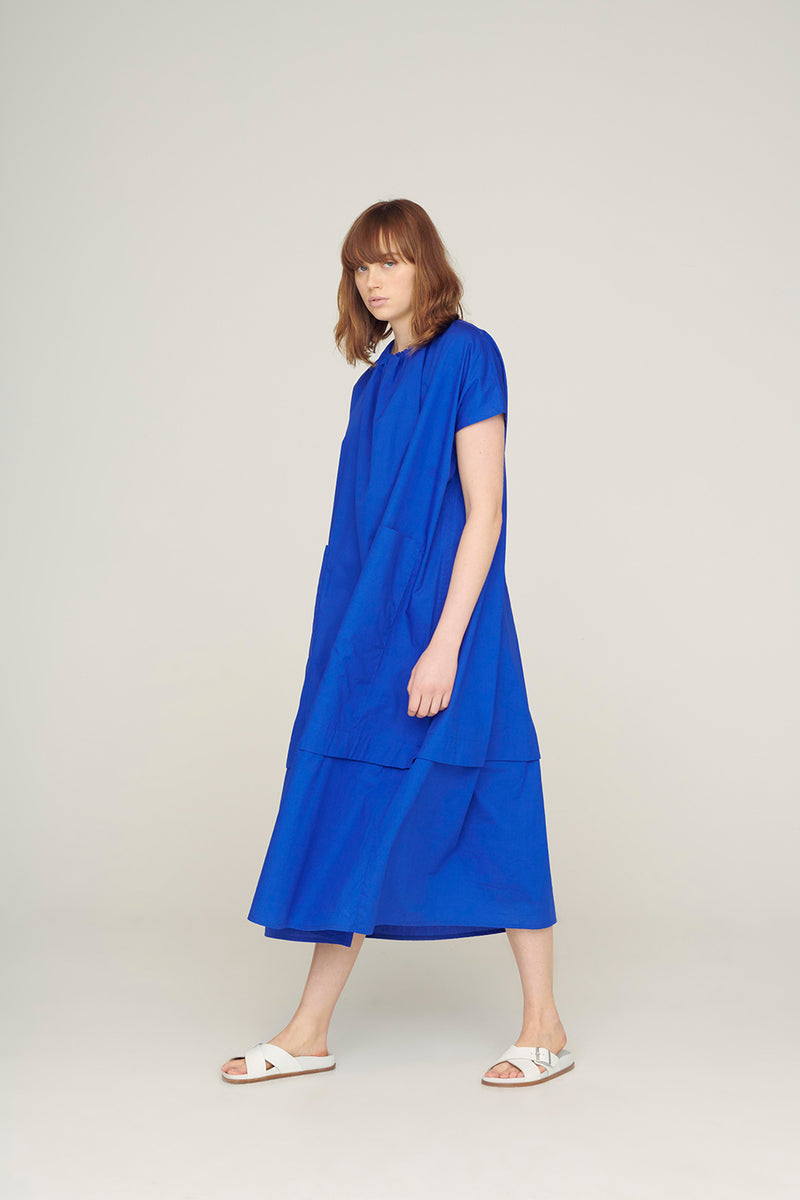 Toogood - The Poet Dress fine cotton
