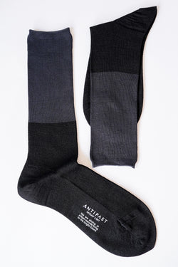 Antipast - Socks Knitted - wool-silk-nylon - ANP-92G