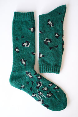 Antipast - Socks Knitted - nylon-mohair-acrylic-wool - AI-208A