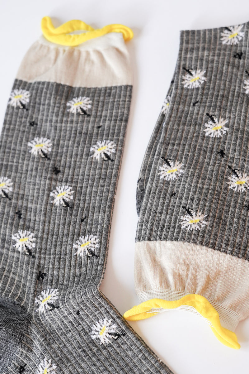 Antipast - Socks Knitted - wool-nylon - AM-595A