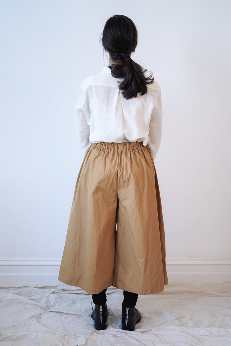 Apuntob - Pleated culotte - P1291/TS385