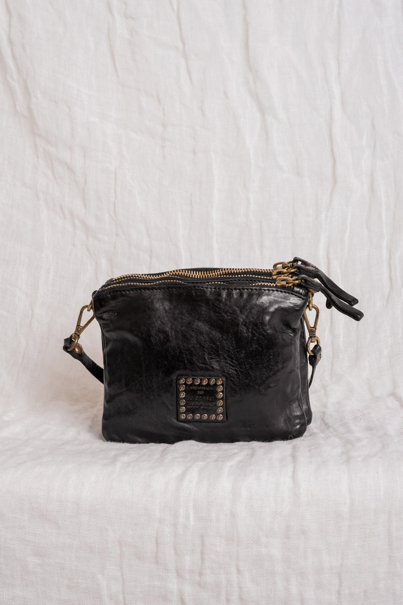 Campomaggi - C013600ND-X0001 - POCHETTE SMALL BLACK