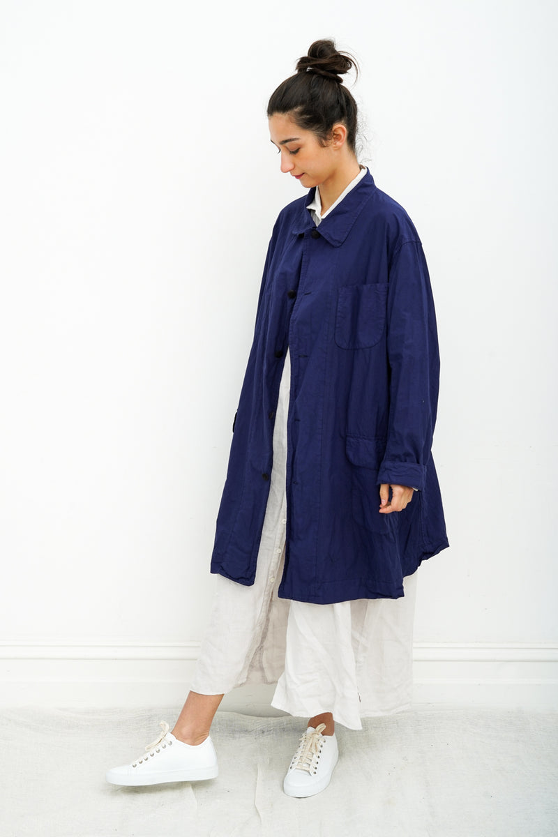 Chez Vidalenc - Malbo short cotton - coat