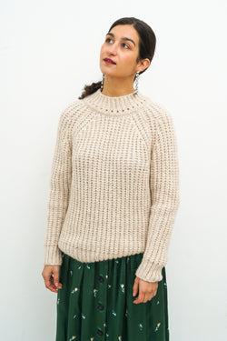 Forte Forte - 6837_my knit - Alpaca Knit Sweater
