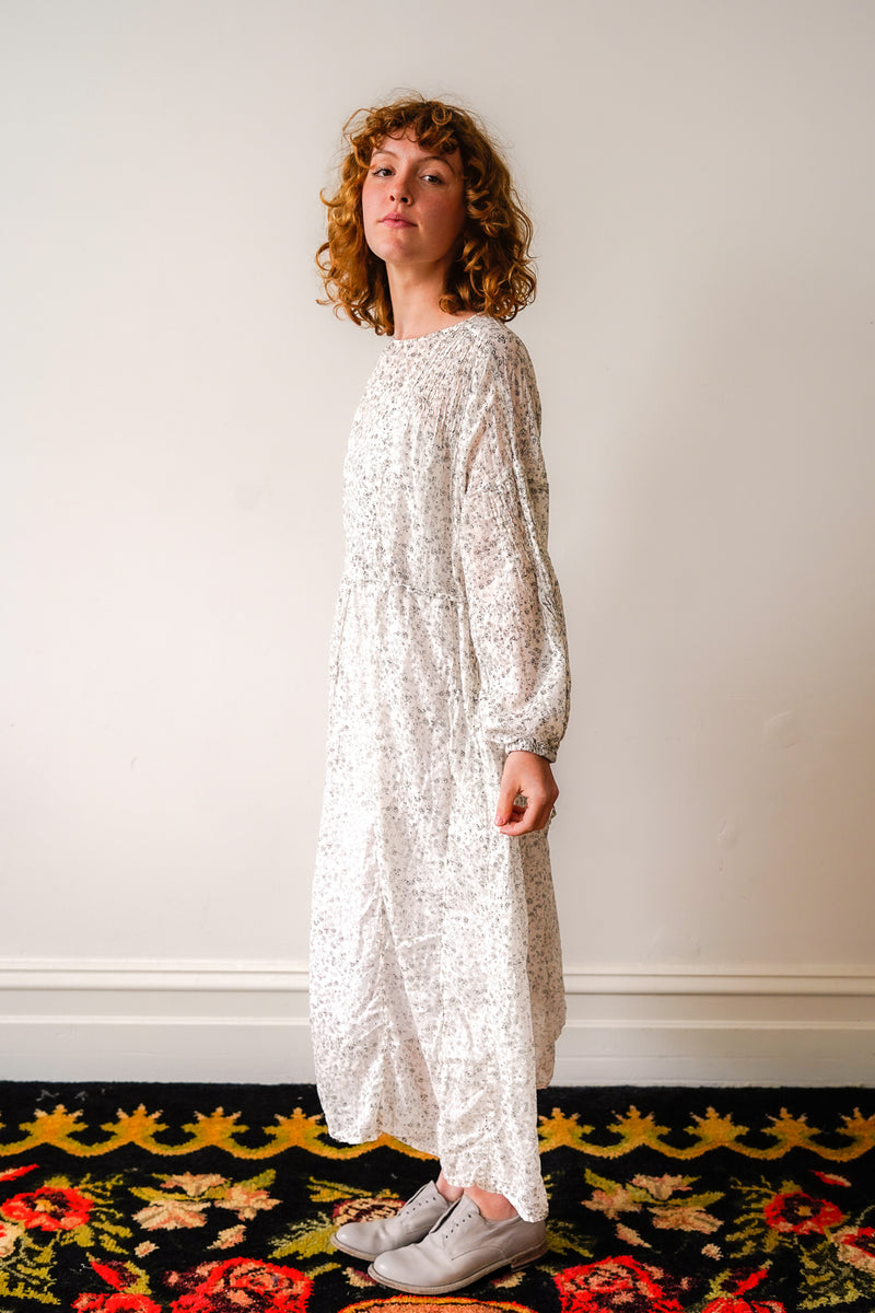Metta - June Dress - Cotton Voile