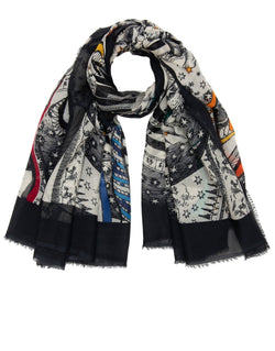 Faliero Sarti - New Fox Scarf