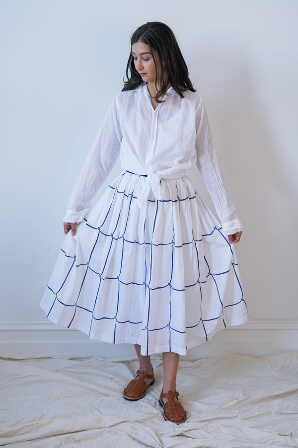 Mina Perhonen - Ribbon Frame Skirt