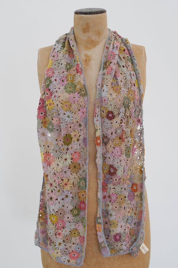 Sophie Digard - E3567 - Wool Supernova Scarf
