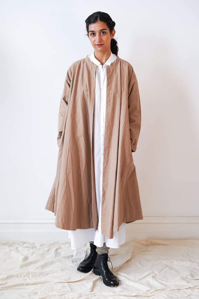 Veritecoeur - VC-1889 Buttonless Coat