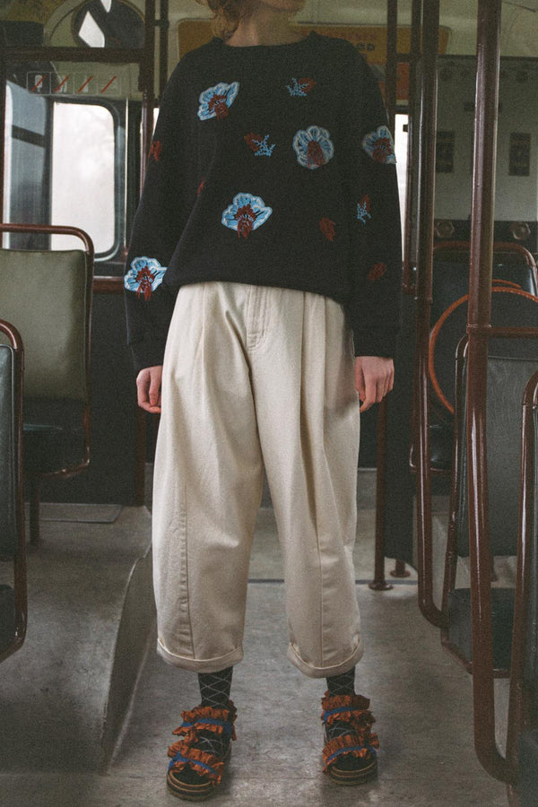 Henrik Vibskov - Letter Denim Pants