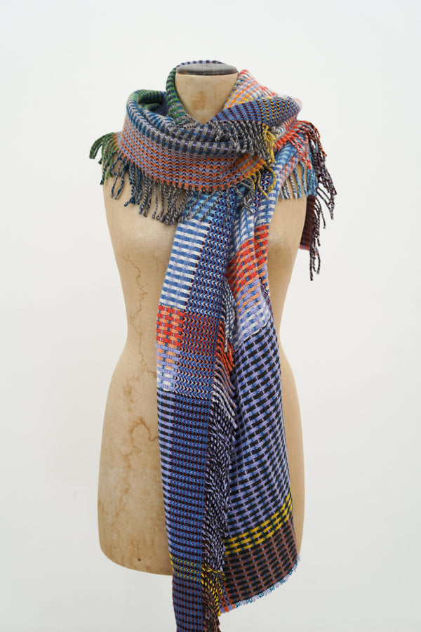 Wallace Sewell - wool wrap - 60 x 195cm