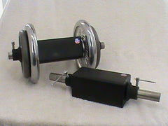 "Pinch Grip Dumbbells (3"" x 3"")  aka: The BrickTM"