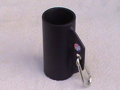 2.5 inch Round Grip Handle with Carabiner