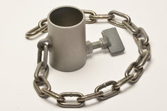 Grappler Chain Attachment Collar (for a single handle with a grappler bar)