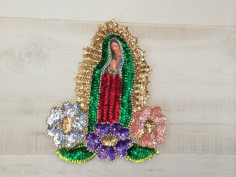 Lady Guadalupe Patch