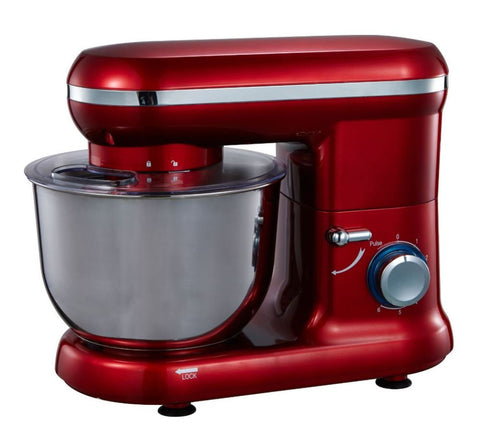 Sheffield Bench Top Mixer -Red