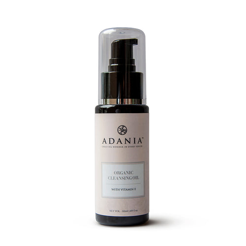 ADANIA Organic Cleansing Oil (50ML)