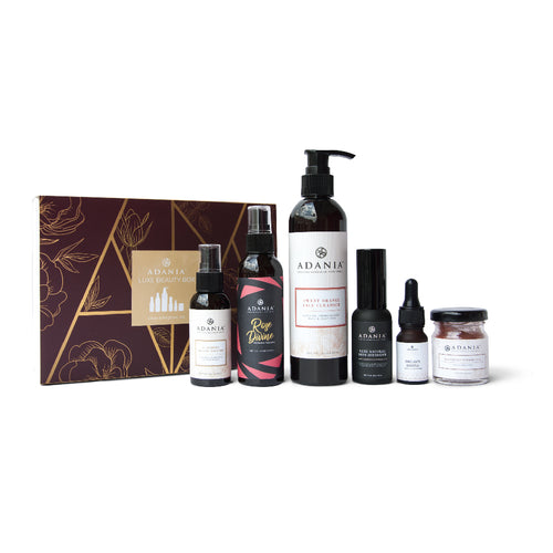 ADANIA Luxe Beauty Box