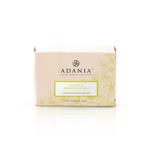 ADANIA Botanical Brightening Soap