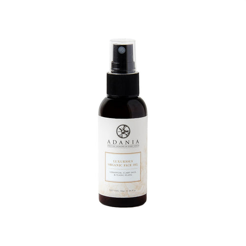 ADANIA Luxurious Organic Face Oil (50 ml)