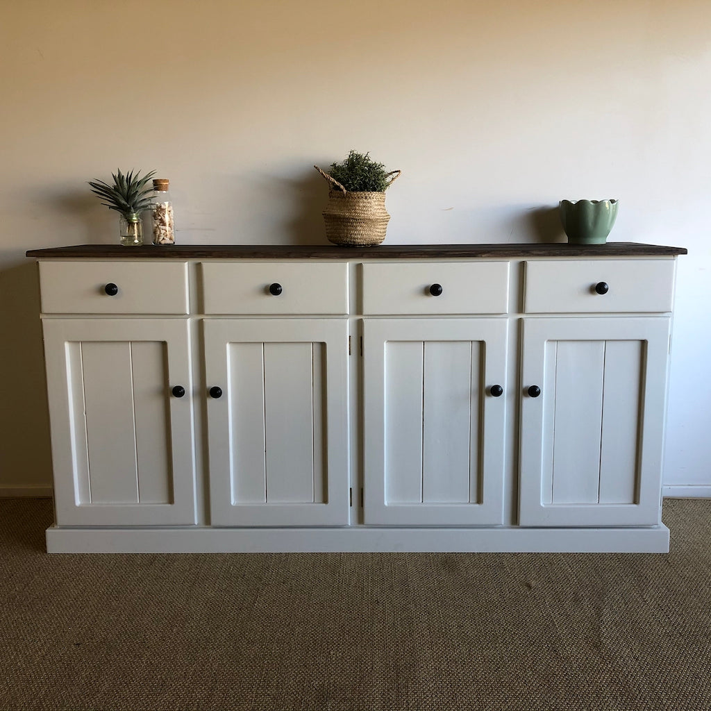Hamptons Style Country Sideboard