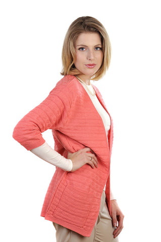 Cooper women's fly-away cardigan