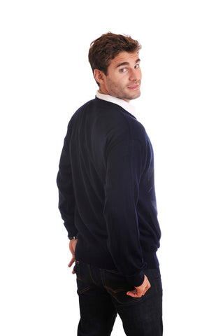 Cool Cooper cardigan. High quality fine wool blend.