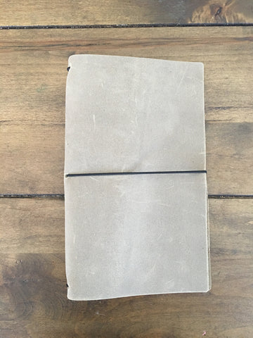 Travelers Notebook Sand Standard Size