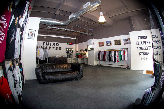 Third Chapter Concept Store