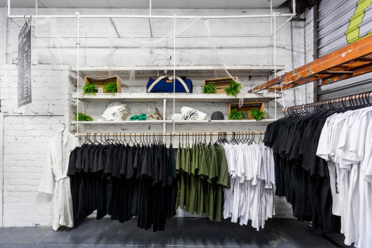 Third Chapter Hooked On Livin' Concept store