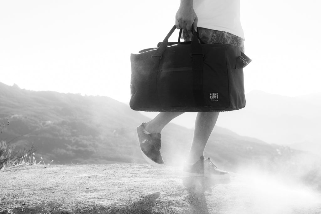 Third Chapter Smell-Proof Duffle Bag