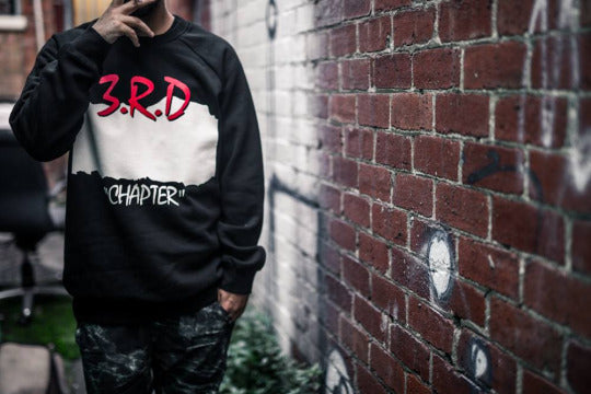 Third Chapter - NWA Crewneck - 3rd Chapter - 3C