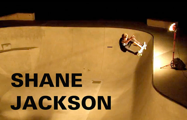 Third Chapter - Shane Jackson Skateboarding
