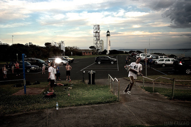 Third Chapter - A day in Geelong -  3C Skateboarding