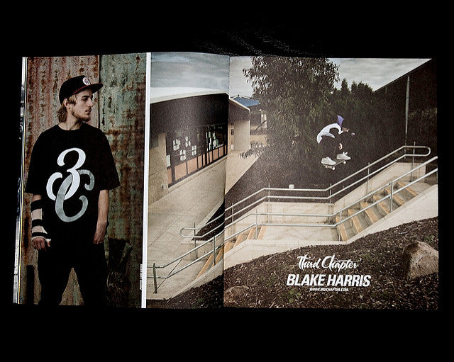 Third Chapter - Blake Harris