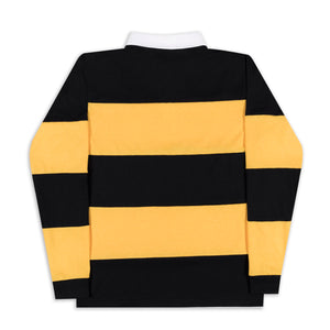 3C Rugby Jersey Black/Yellow
