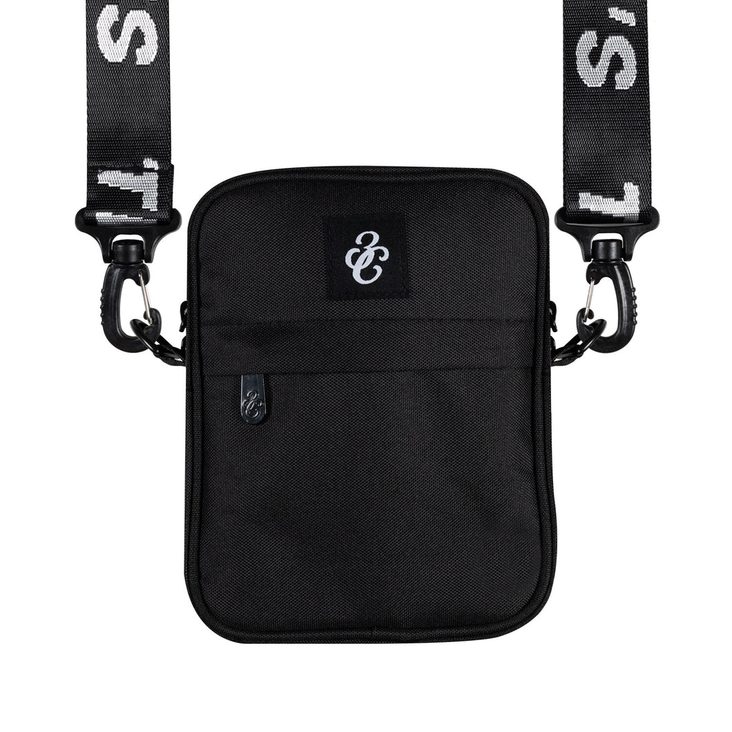 3C Shoulder Bag Black