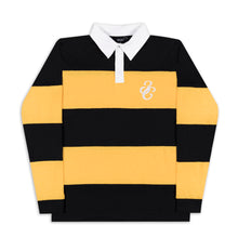 Load image into Gallery viewer, 3C Rugby Jersey Black/Yellow