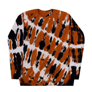 Rarity Crewneck Orange/black/white