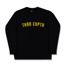 Load image into Gallery viewer, AUS Crew-Neck Black
