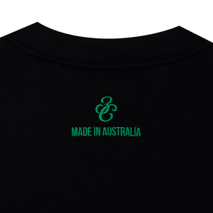 AUS Crew-Neck Black