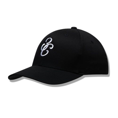Flexifit Iconic Hat Black